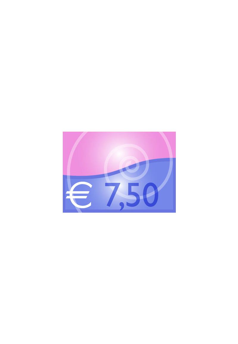 eur 7,50