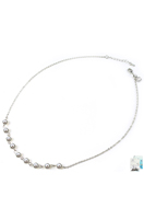www.sayila.fr - DoubleBeads Mini Kit de Bijoux collier ± 51-58cm avec SWAROVSKI ELEMENTS perles et accessoires diverses de métal - DM1181