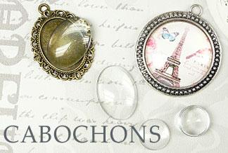 www.sayila-perlen.de - Cabochons